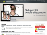 Cosmobile Impaginazione automatica e Web application