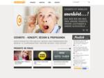 COSMOTO · Konzept, Design Propaganda
