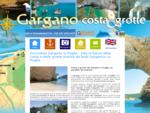 Rodi Garganico Escursioni e tour in barca della costa e delle grotte marine Gargano