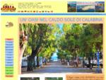 Villaggio Camping Costa Splendente a Le Castella - Isola di Capo Rizzuto Crotone Calabria - Italy