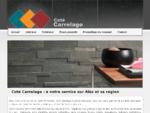 Coté Carrelage-Vente carrelage à Alès(Gard) | Magasin et négoce spécialiste du carrelage dans l
