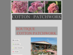 Cotton patchwork