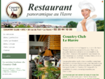 Country Club | restaurant au Havre