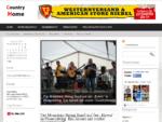 Ihr Online Magazin für Countrymusik seit 1996