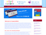 Coupons4Kids | Home | Coupon Savings and Fundraising