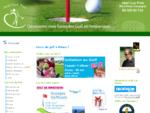 cours de golf nimes lecons de golf nimes golf de Nîmes campagne Jean Luc Poü prof de golf nimes.