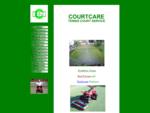 Courtcare Tennis Court Service - A Better Court Care