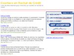 Liste de Courtiers en Rachat de Crédit
