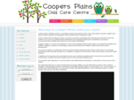 Coopers Plains Child Care Centre - Home