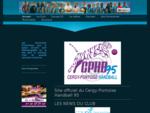 Cergy-Pontoise Handball 95 - Accueil