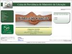 Caixa de Previdência do Ministério da Educação - Lisboa