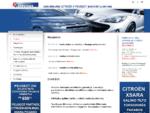 CP Servisas - Citroen ir Peugeot automobilių remontas dalys