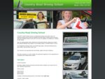 Driving School, Driving Lessons | Country Road Driving School, Melbourne