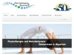 Physiotherapie, Akupunktur, Funktionelle Medizin, Resonanzhomöopathie, Bach-Blüten - Praxis für