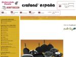 Crafond España, sartenes y baterías de cocina
