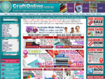 Australia's Largest Online Scrapbooking Crafts Superstore
