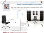Mobiliário de escritório para empresas Cralufe