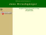 Jens Hirschgänger