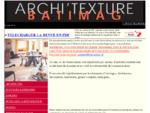 CRE'ACTION - BATIMAG architectes d'intérieurs et fournisseurs en bâtiment, architecture, construct