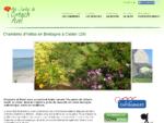 Au Jardin de Créach Avel - Chambres d039;hôtes en Bretagne, à Cléder dans le Finistère (29)