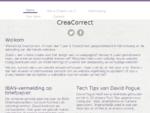 CreaCorrect - Grafisch ontwerp Reclame