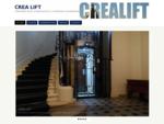 CREA LIFT | Compagnie pour la Rénovation et l'Entretien d'Ascenseurs