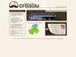 Creasio - Incubateur d'idées Webdesign et Développement d'applications Internet