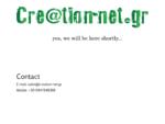 Κατασκευή Ιστοσελίδων | Creation-net. gr