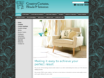 Creative Curtains | For quality curtains, blinds, tracks, Wellington