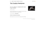 The Creative Handyman Provides Creative Design Solutions, Sydney, NSW, Australia