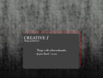 {CREATIVE i} | Calgary Graphic Design Branding Logo Signage