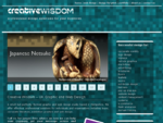Creative Wisdom - website design and graphic design in Romsey, Hampshire UK