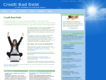 Credit Bad Debt Credit Bad Debt