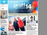 Credit News Nyheter og faginformasjon om praktisk oslash;konomi og pengestroslash;m