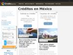 Creditos en México