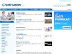 Pojištění - Credit Union . cz