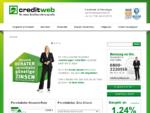 Baufinanzierung - Immobilienfinanzierung günstigster Zins | Creditweb
