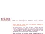 creidea, marketing public relations - homepage - petra palumbo