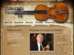 Welcome to Cremona Violins