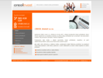 Úvodní stránka | CREOL Invest s. r. o.
