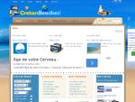 Cretan Beaches | Guide for beaches of Crete, Greece