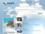 Holiday pool villas in Makrigialos, southeast Crete beachfront apartments and seaview villas