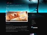 CRI-ART Siti internet a Cento Ferrara | webdesigner e grafica freelance Cristina Villani|