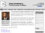 Auckland Criminal Defence Lawyer | Barrister | Daniel Schellenberg