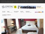 Hà´tel Restaurant Cristal à Saumur - Cristal Hà´tel