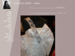 CRISTINA LOPES vestidos noivas, casamentos 2013, sapatos e Acessorios Moda Noiva - Atelier de Alta ...