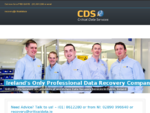 CDS - Critical Data Services