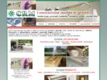 Lavorazione marmi e graniti CRM Marmi
