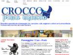 Passeggini Trio Carrozzine Culle e Lettini