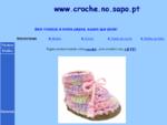 Página dedicada á ARTE de Croché